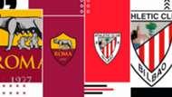 Roma-Atletico Bilbao tv streaming