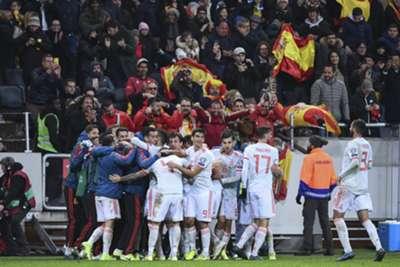 Spain Sweden Euro 2020