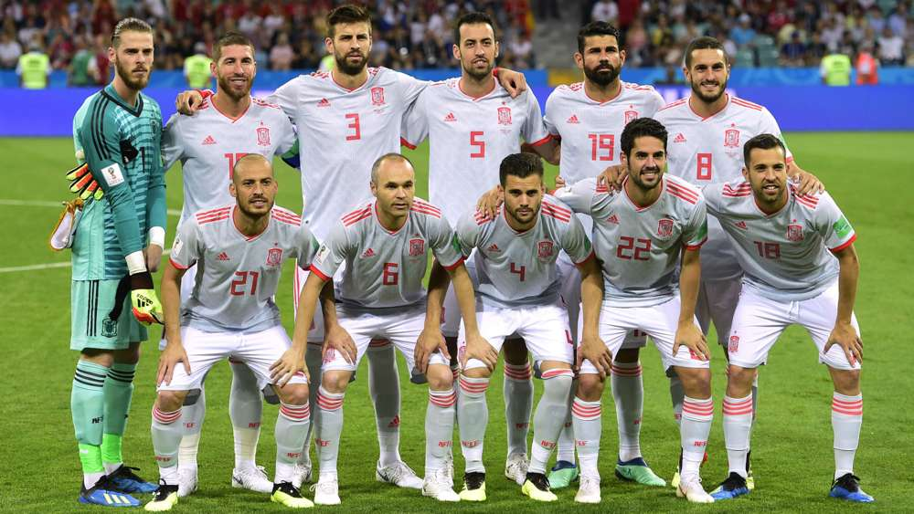 Spanien Wm Kader