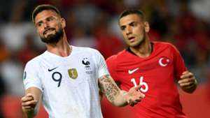 Olivier Giroud France Turkey Euro 2020 qualifying 2019