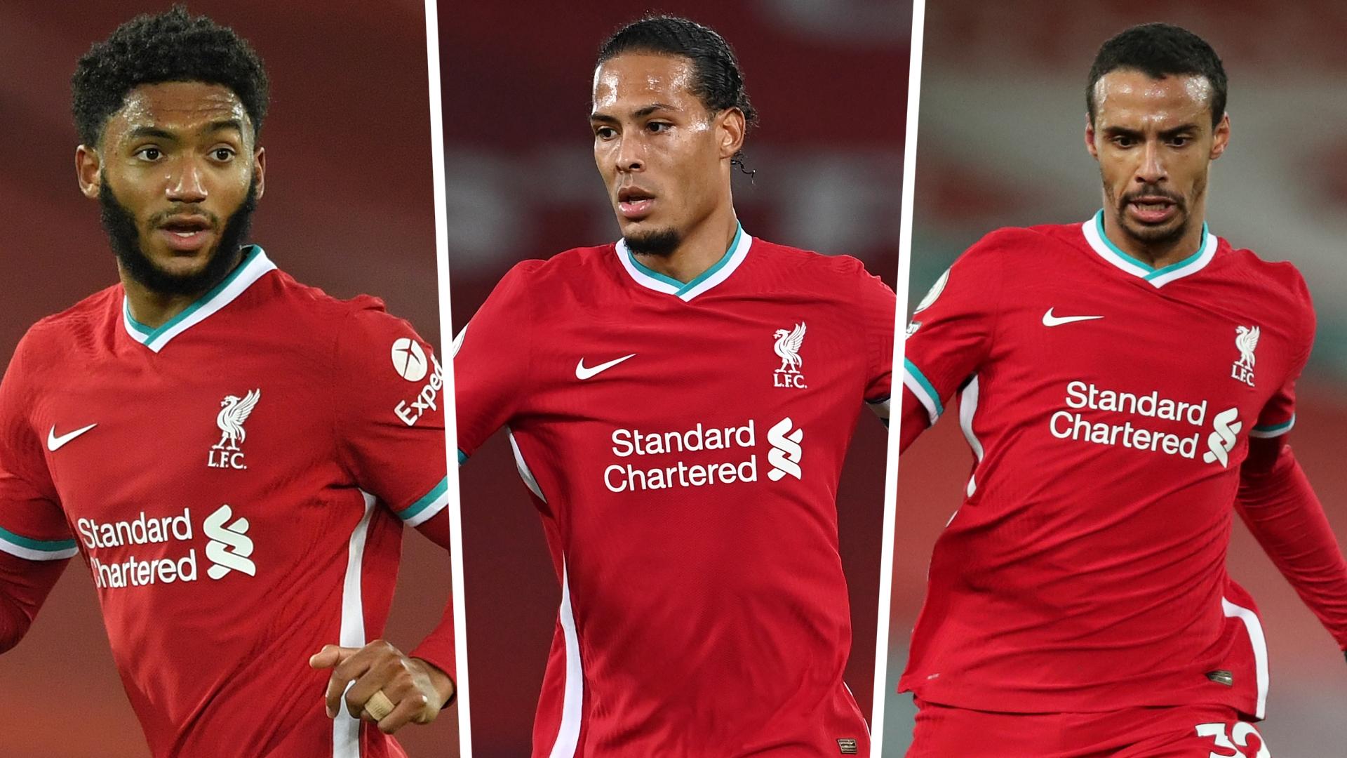 Van Dijk, Gomez and Matip return as Liverpool name 34-man squad for  Austrian pre-season camp | Goal.com