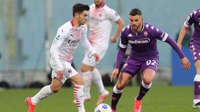 Fiorentina vs AC Milan 03.21.2021