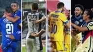 Cruz Azul Monterrey Rayados Tigres América Guardianes 2020