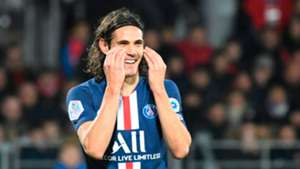 Cavani must compete with Icardi for first team - PSG coach Tuchel