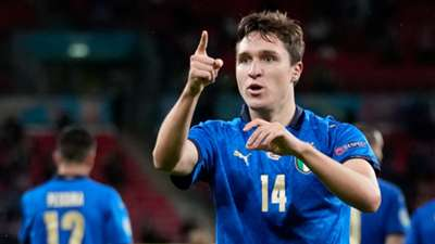 Federico Chiesa Italy vs Austria Euro 2020