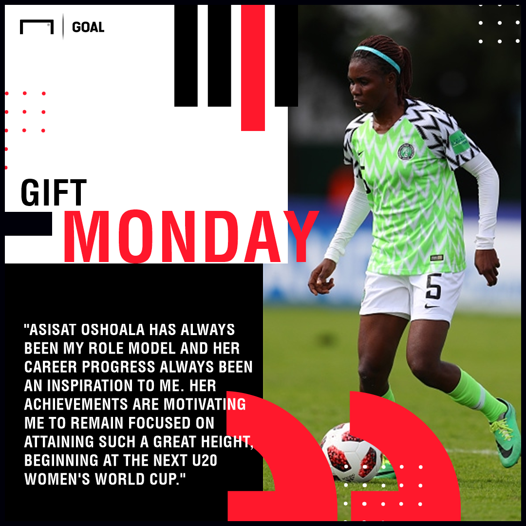Gift Monday - Nigeria ps