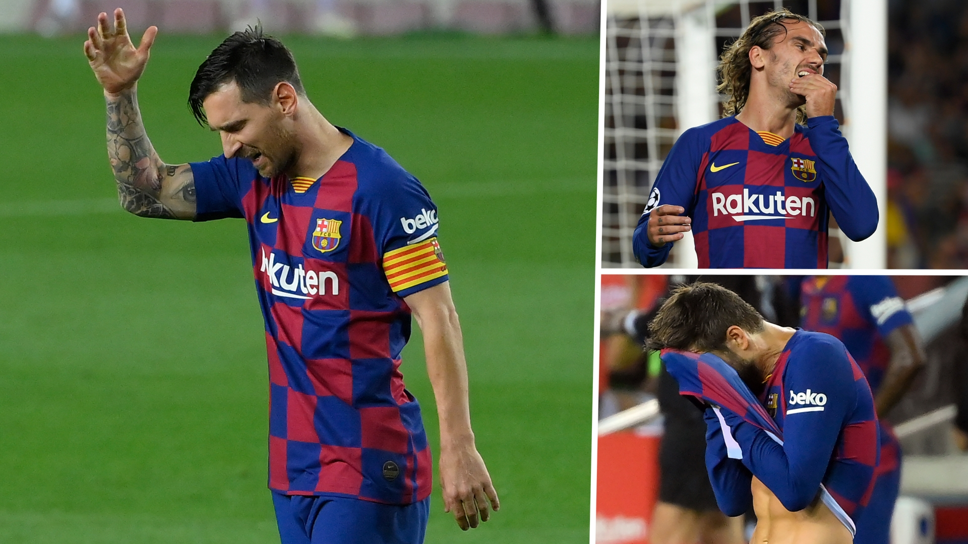 The Worst Barcelona Team Of The Last 12 Years And Messi S Right To Be Angry Goal Com