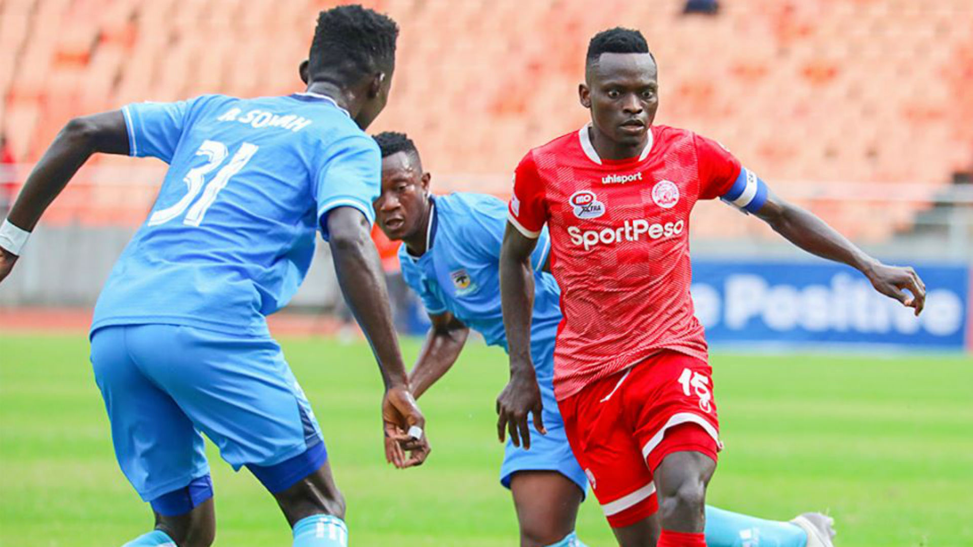 Simba SC coach Vandenbroeck unhappy with players despite Cup win