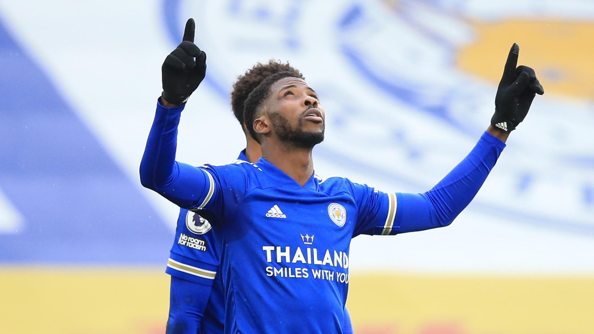 Iheanacho: Leicester City hand Nigeria forward new contract | Goal.com