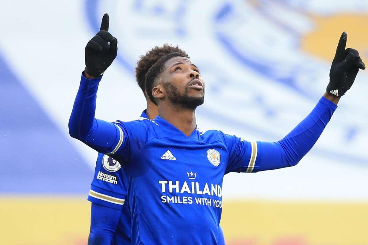 Iheanacho scores first Premier League hat-trick as Leicester City decimate  Sheffield United | Goal.com