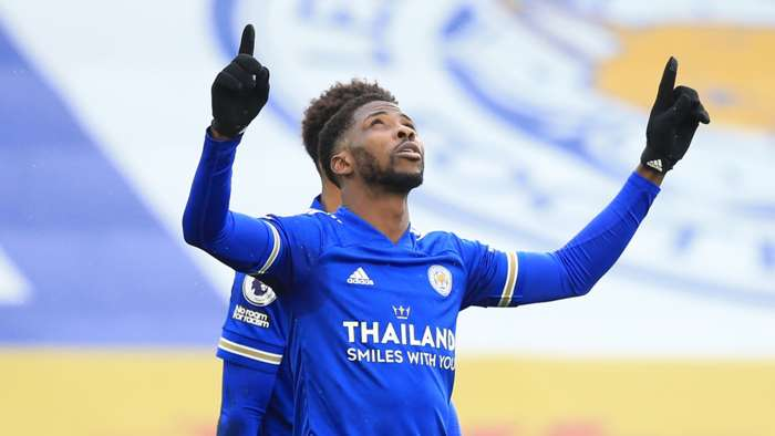 Kelechi Iheanacho Leicester vs Sheffield United Premier League 2020-21