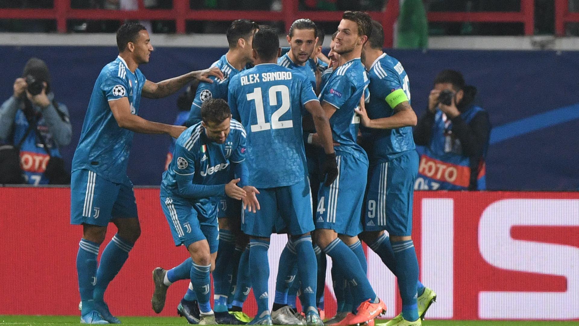 Lokomotiv Juventus 11-06-2019