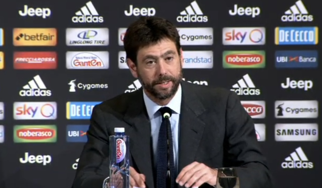 Agnelli applaude l'Inter: