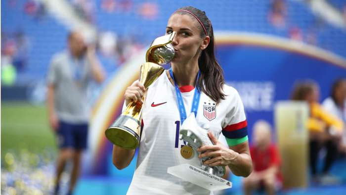 Alex Morgan USWNT Women's World Cup 2019