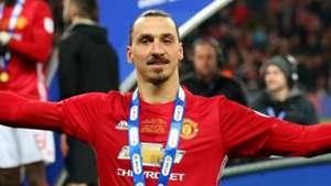 Zlatan Ibrahimovic Man Utd 2017