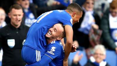 James Maddison Youri Tielemans Leicester City 2018-19