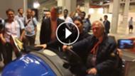 GFX Video cochecito de Ibrahimovic