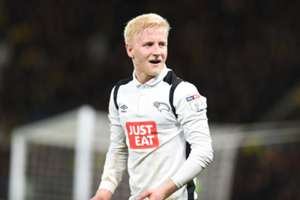 Will Hughes - Derby County