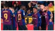Malcom Villarreal Barcelona LaLiga