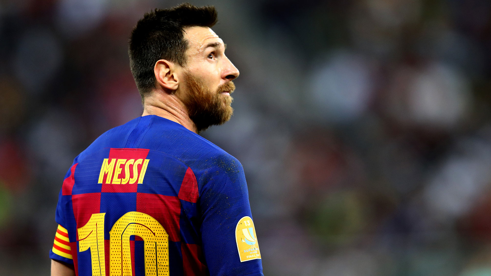 Messi is the best player in history – Xavi
