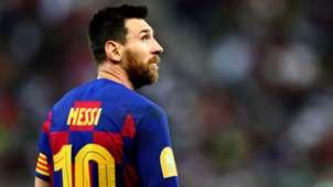Lionel Messi Barcelona Atletico 01092020
