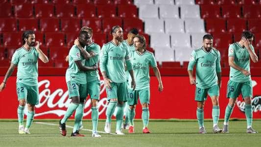 El Real Madrid bate un récord de la Liga en Granada | Goal.com