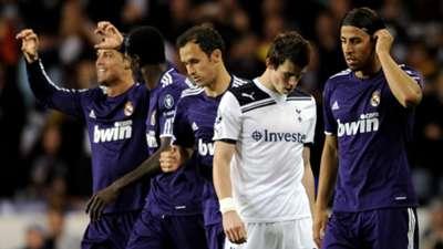 Gareth Bale Tottenham Champions League