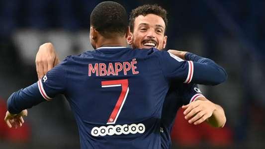 PSG-Angers (6-1) : la confirmation Florenzi | Goal.com