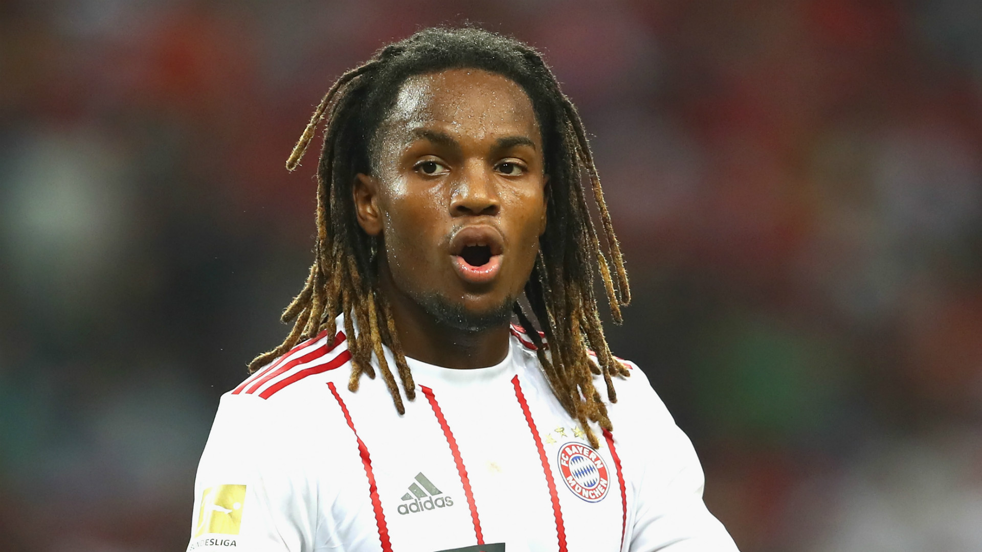 Renato Sanches Bayern Munich
