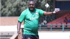 Francis Kimanzi takes over Harambee Stars.