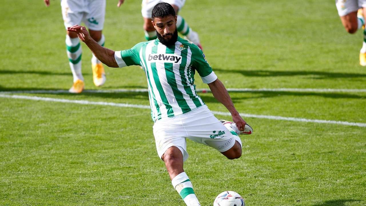 Nabil Fekir Real Betis 2021