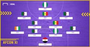 Africa Cup of Nations XI