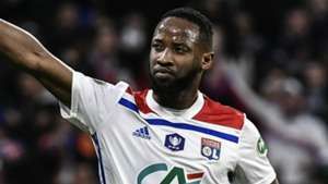Moussa Dembele Lyon 2018-19