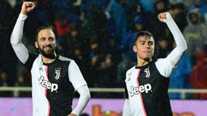 Higuain Dybala Juventus 2019