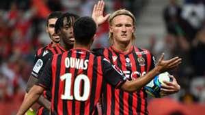 Ounas and Boudaoui lead Nice to victory against Etoile Frejus Saint-Raphael