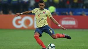 William Tesillo Colombia Copa América 2019
