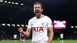 Harry Kane Tottenham Burnley