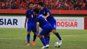 Thailand v Myanmar AFF U-16 2018