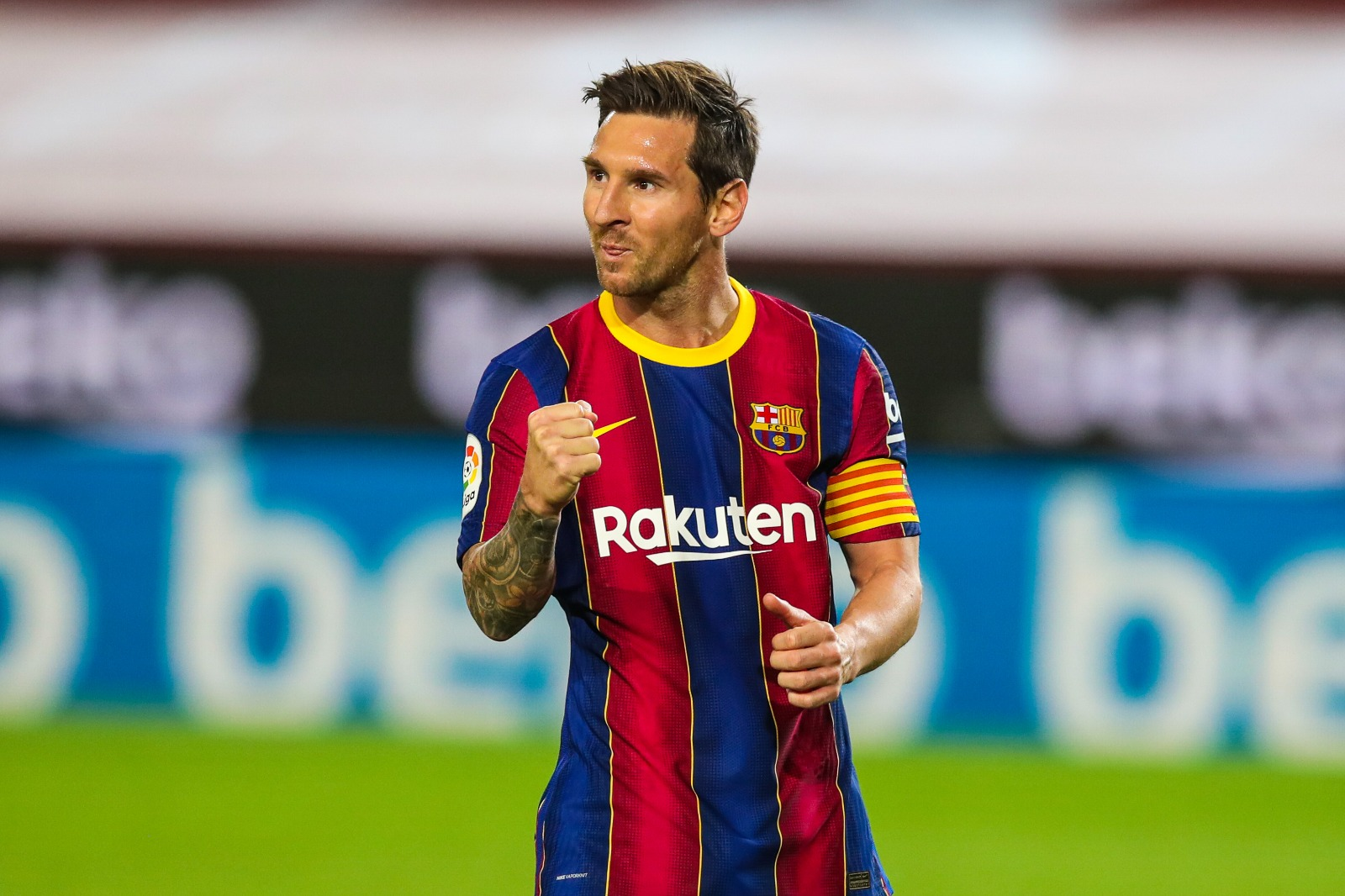 أخبار برشلونة   ميسي يعود للأرجنتين ويوجه رسالة بعد تخطي رقم بيليه    Goal.com