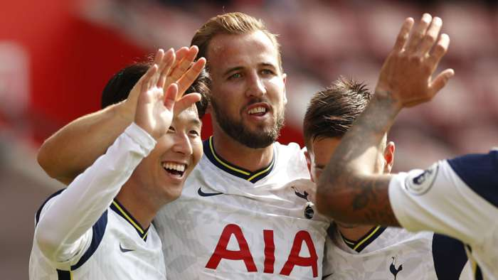Kane eclipses Rooney and Henry to set Premier League record (2020)