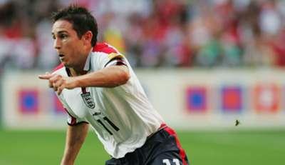 FRANK LAMPARD EURO 2004