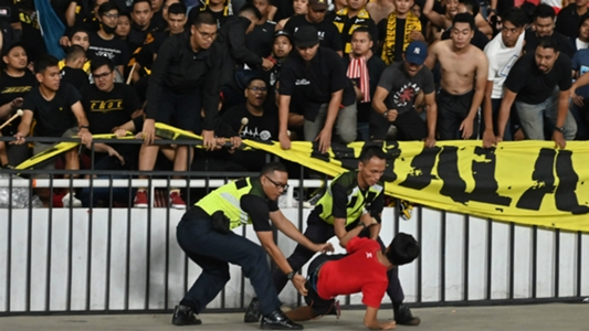 Indonesia handed slap on the wrist for Malaysia match crowd troubles