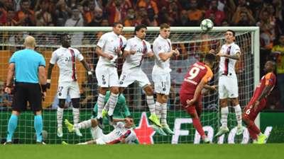 Galatasaray PSG UCL 10022019