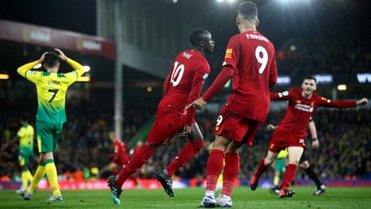 El Liverpool, primer clasificado para la Champions League 2020/21 con 12 jornadas de antelación | Goal.com