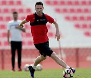 Robbie Keane - Al Ahli, UAE trainings