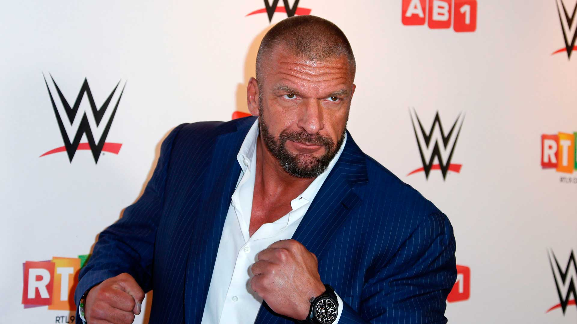 WWE great Triple H announces partnership between NXT UK and Enfield Town