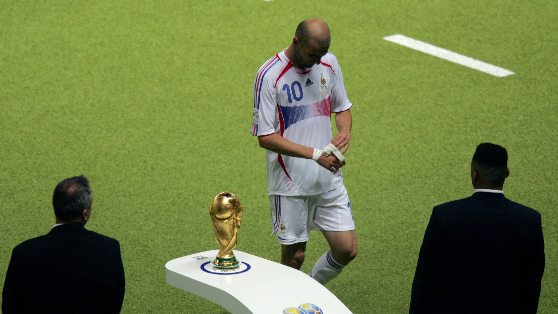 Zinedine Zidane 2006
