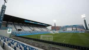Mapei Stadium Sassuolo closed doors