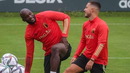 Lukaku and Hazard sent home from Belgium camp due to fitness concerns | Goal.com