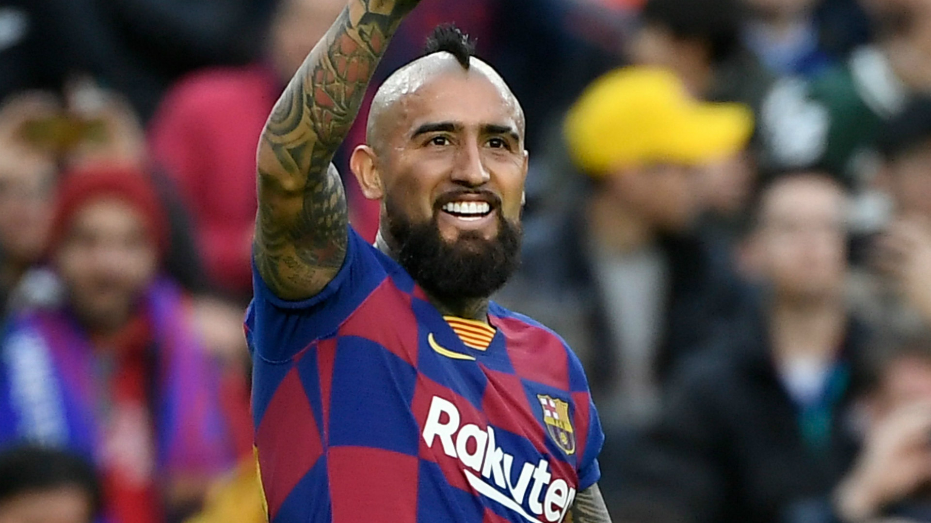 'There are 11 finals left' - Barca's Vidal targeting ninth consecutive title when La Liga resumes